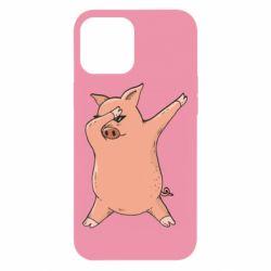 Чохол для iPhone 12 Pro Max Pig dab