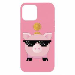Чохол для iPhone 12 Pro Max Piggy bank