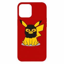 Чохол для iPhone 12 Pro Max Pikachu in balaclava