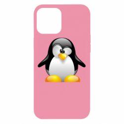 Чохол для iPhone 12 Pro Max Пінгвін