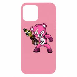 Чохол для iPhone 12 Pro Max Pink bear