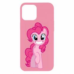 Чехол для iPhone 12 Pro Max Pinkie Pie smile