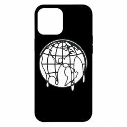 Чехол для iPhone 12 Pro Max Planet contour