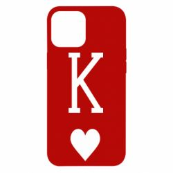 Чохол для iPhone 12 Pro Max Playing Cards King
