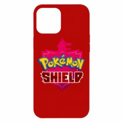 Чохол для iPhone 12 Pro Max Pokemon shield