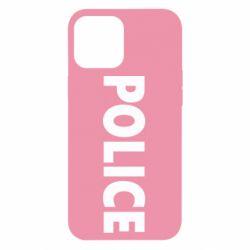 Чехол для iPhone 12 Pro Max POLICE