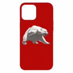 Чохол для iPhone 12 Pro Max Полярний ведмідь