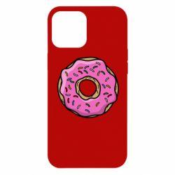 Чехол для iPhone 12 Pro Max Пончик Гомера