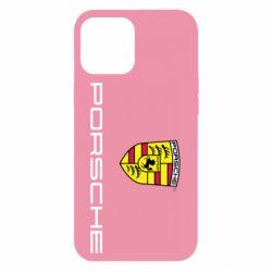 Чехол для iPhone 12 Pro Max Porsche