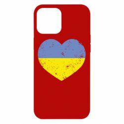 Чехол для iPhone 12 Pro Max Пошарпане серце