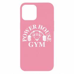 Чехол для iPhone 12 Pro Max Power House Gym