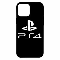 Чехол для iPhone 12 Pro Max PS 4 Logo