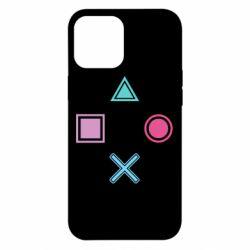 Чехол для iPhone 12 Pro Max PS vector