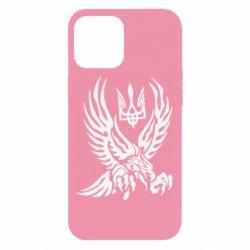 Чохол для iPhone 12 Pro Max Птах та герб
