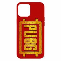 Чехол для iPhone 12 Pro Max PUBG and cracks