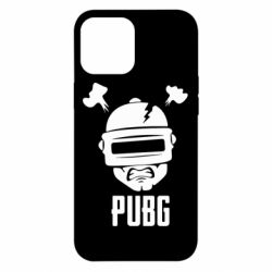 Чехол для iPhone 12 Pro Max PUBG: hero face