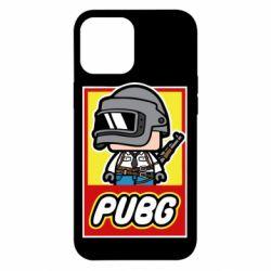 Чехол для iPhone 12 Pro Max PUBG LEGO
