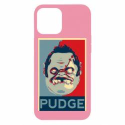 Чехол для iPhone 12 Pro Max Pudge aka Obey