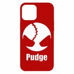 Чохол для iPhone 12 Pro Max Pudge