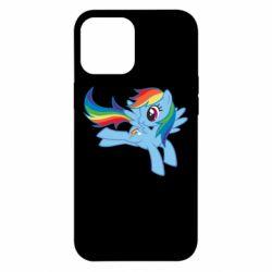 Чохол для iPhone 12 Pro Max Rainbow Dash run