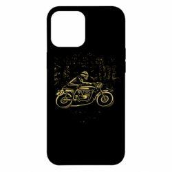 Чохол для iPhone 12 Pro Max Raisin Hell Moto Racer