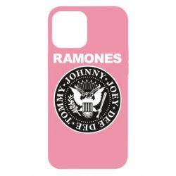 Чохол для iPhone 12 Pro Max Ramones