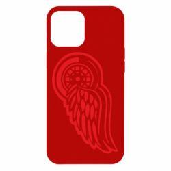 Чехол для iPhone 12 Pro Max Red Wings