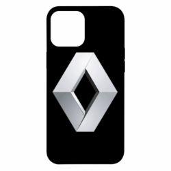 Чохол для iPhone 12 Pro Max Renault Logo
