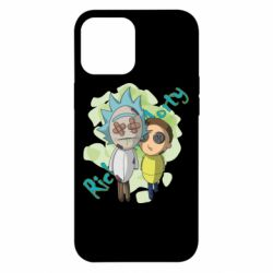 Чохол для iPhone 12 Pro Max Rick and Morty voodoo doll