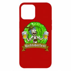 Чехол для iPhone 12 Pro Max Ricktoberfest