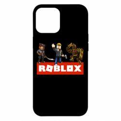 Чехол для iPhone 12 Pro Max Roblox Heroes