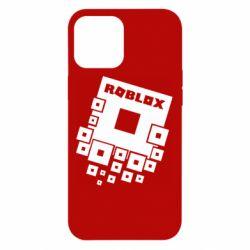 Чехол для iPhone 12 Pro Max Roblox logos