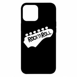 Чехол для iPhone 12 Pro Max Rock n Roll