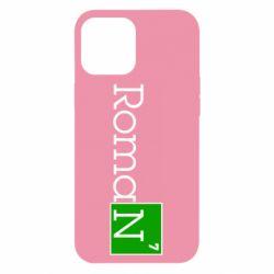 Чехол для iPhone 12 Pro Max Roman