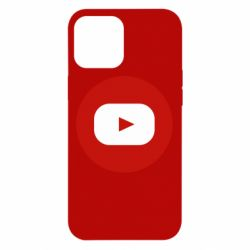 Чохол для iPhone 12 Pro Max Round logo