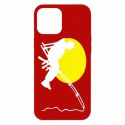 Чехол для iPhone 12 Pro Max Рыбак