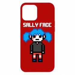Чохол для iPhone 12 Pro Max Sally face pixel