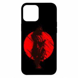 Чохол для iPhone 12 Pro Max Samurai spray