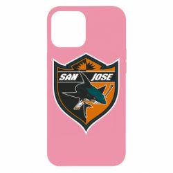 Чохол для iPhone 12 Pro Max San Jose Sharks