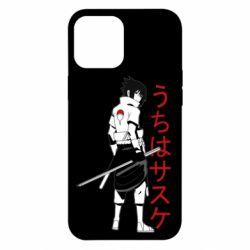 Чохол для iPhone 12 Pro Max Sasuke Art