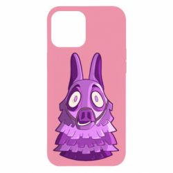 Чохол для iPhone 12 Pro Max Scared llama from fortnite
