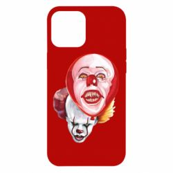 Чохол для iPhone 12 Pro Max Scary Clown
