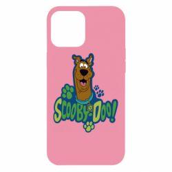Чехол для iPhone 12 Pro Max Scooby Doo!