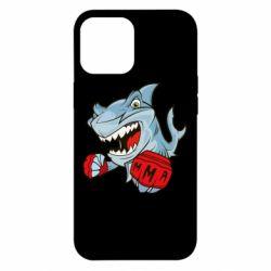 Чохол для iPhone 12 Pro Max Shark MMA