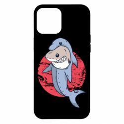 Чехол для iPhone 12 Pro Max Shark or dolphin