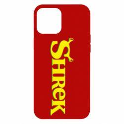 Чехол для iPhone 12 Pro Max Shrek