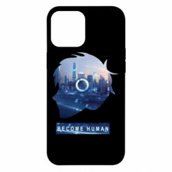 Чохол для iPhone 12 Pro Max Silhouette City Detroit: Become Human