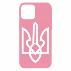 Чехол для iPhone 12 Pro Max Simple coat of arms with sharp corners