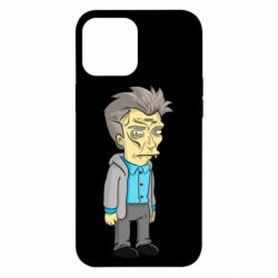 Чохол для iPhone 12 Pro Max Simpson with fangs