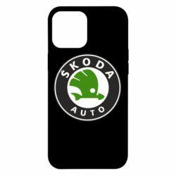 Чохол для iPhone 12 Pro Max Skoda Auto